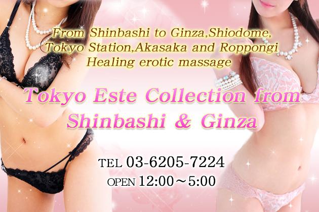Tokyo Este Collection Shinbashi・Ginza